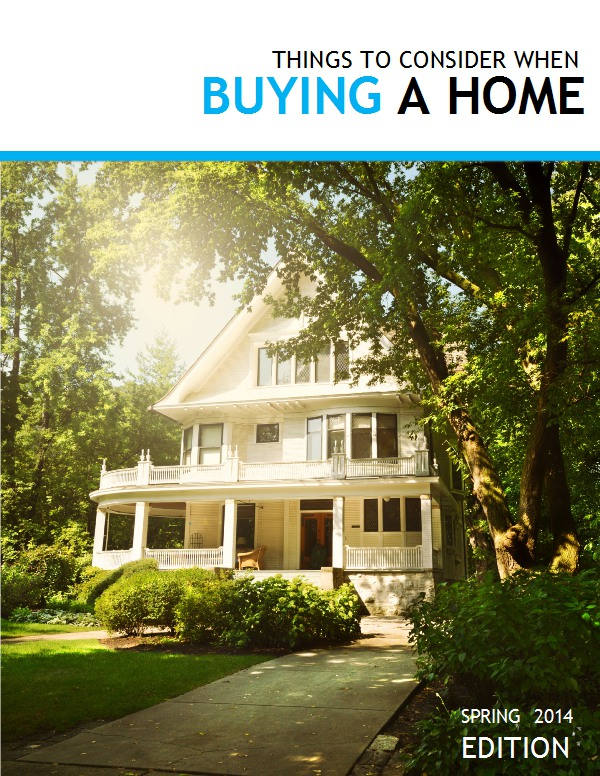 Things to consider when buying a home - Josh Barker Real Estate Advisors